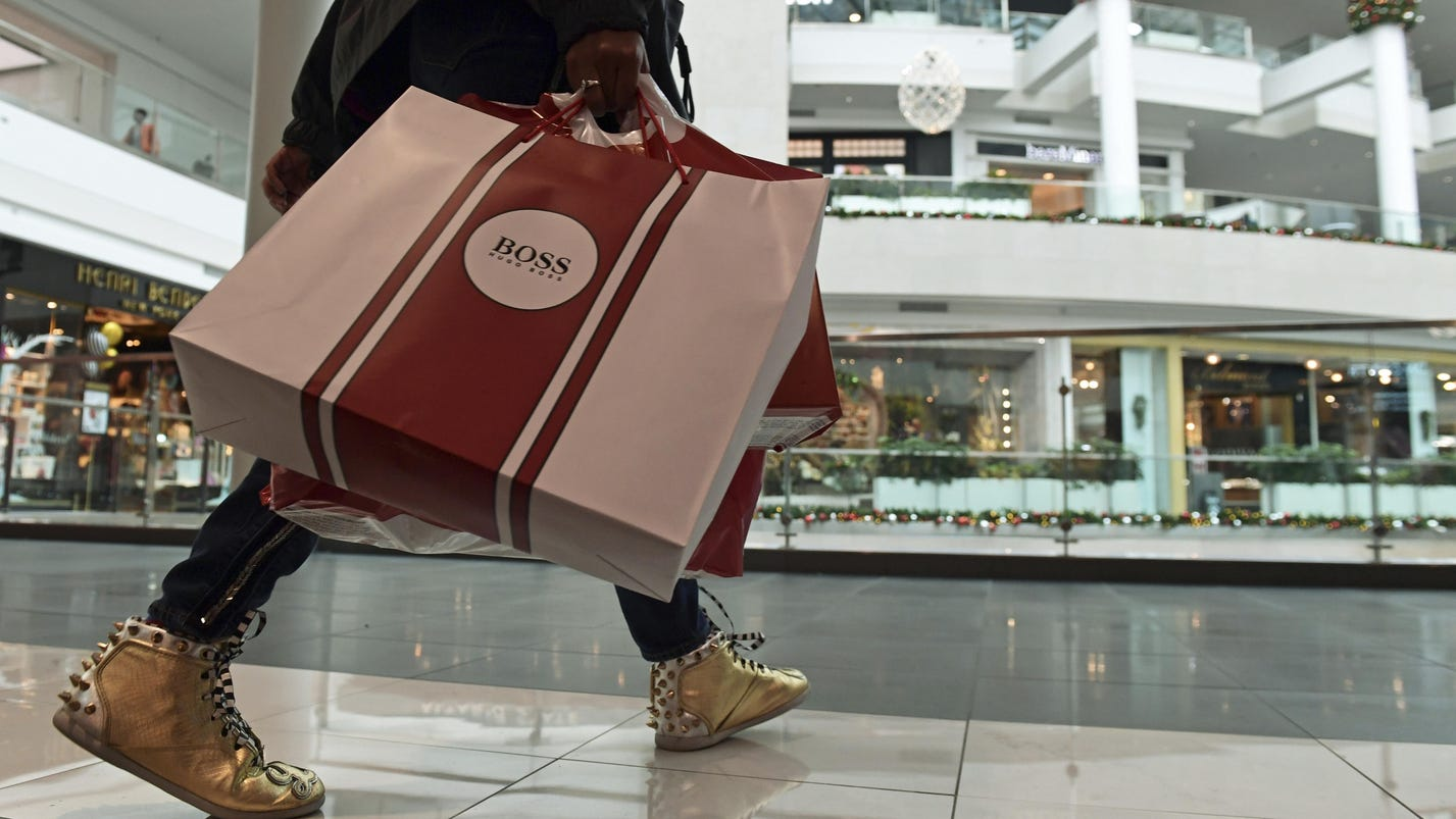 Tech firm: Holiday spending up 9.2 percent so far