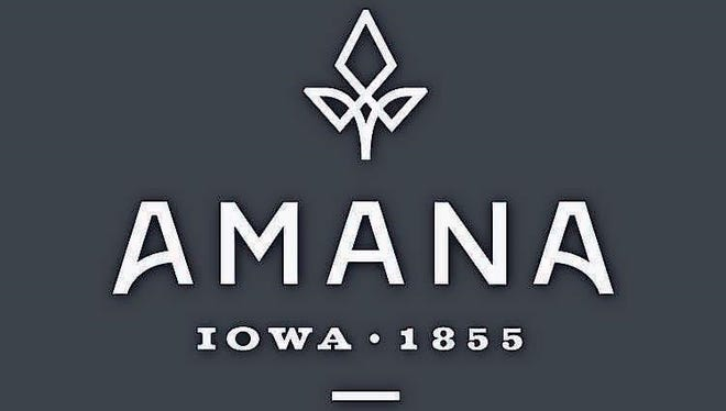 The new logo for the Amana Shops symbolizes the core Amana values of strength, growth and longevity and also represents the seven villages within the points of the leaves.