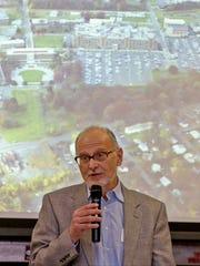 Stuart Lichter, president of Industrial Realty Group,