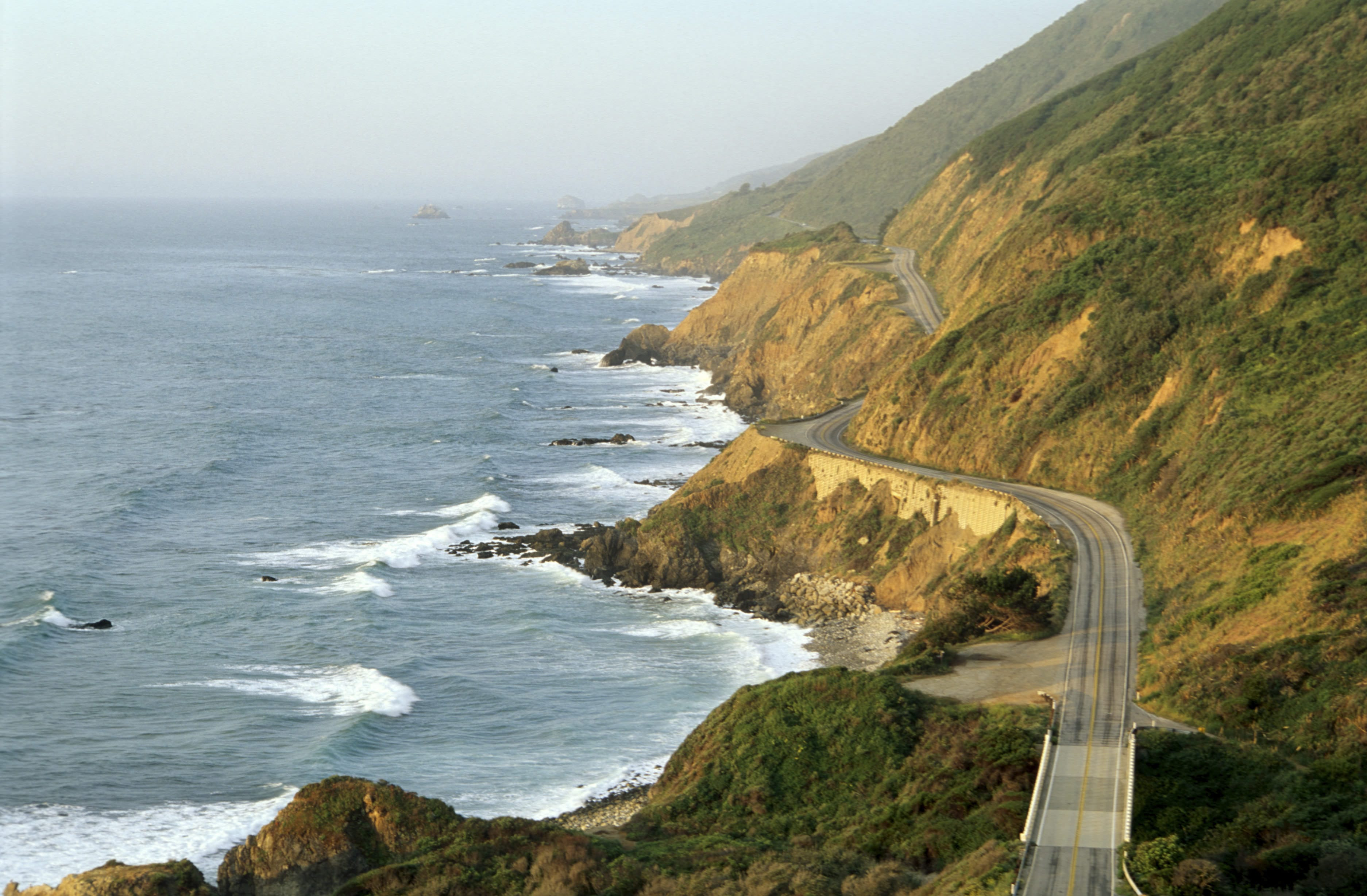 Top 5 places to visit in california