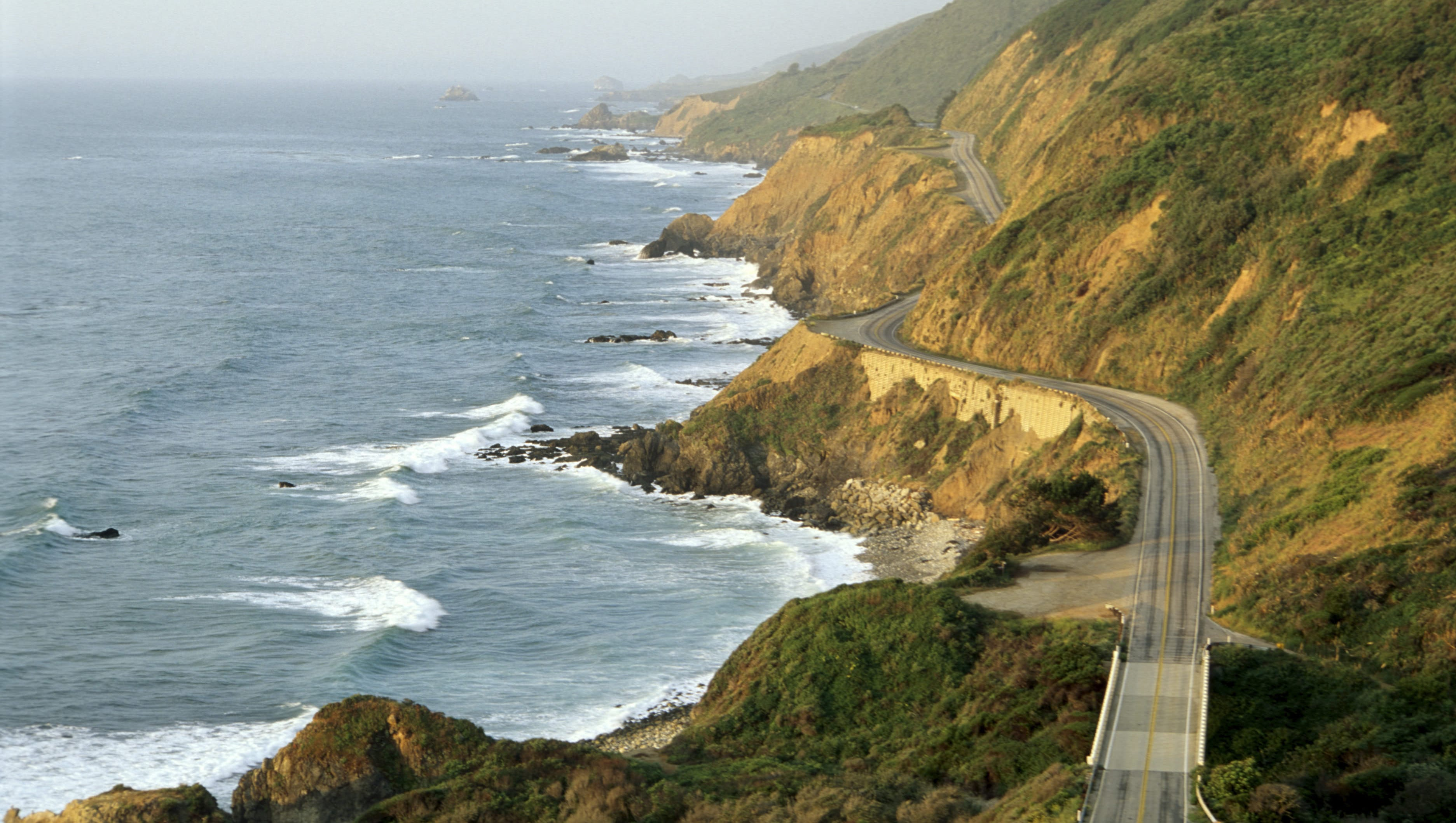Visit these top 5 places california for Best places to take a vacation
