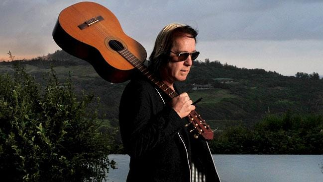 Todd Rundgren will run through his career highlights at the Golden Nugget on Saturday.