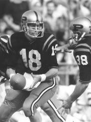 Gary Danielson, Purdue quarterback from 1970-72