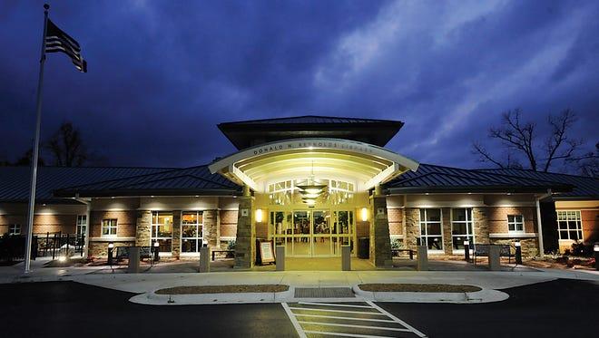Donald W. Reynolds Library