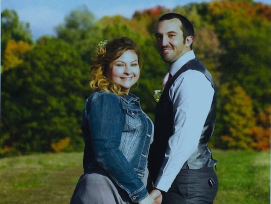 Megan Keller and Cody Keller were found deceased Wednesday at their Washington Township home, apparently victims of carbon monoxide released in their home.