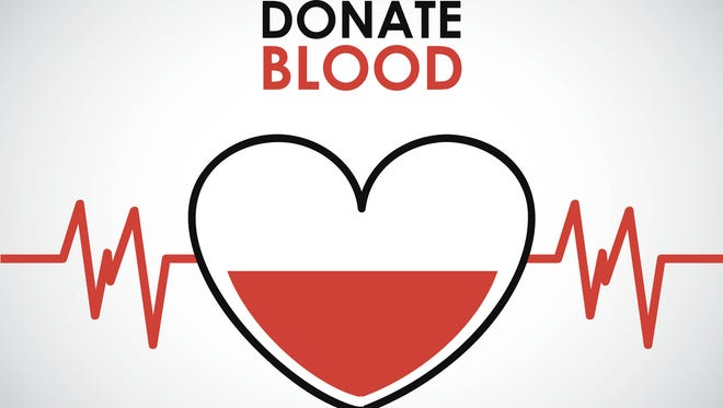 Help someone in need; sign up to donate blood.