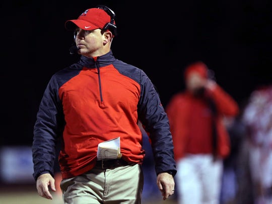 Football coach Thomas McDaniel left Oakland for Christian
