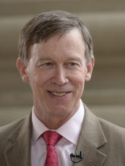 Colorado Gov. John Hickenlooper in 2013.      Photo by H. Darr Beiser, USA TODAY staff