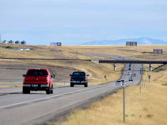A 3,000 acre slaughter facility is proposed just east of Great Falls along Highway 87.