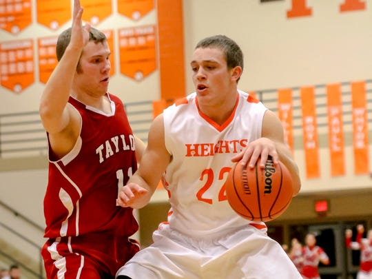 Purdue recruit Grant Weatherford is a multi-sport star at Hamilton Heights.