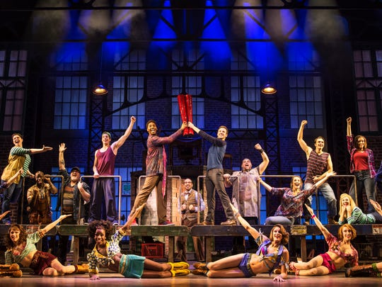"""The national tour of """"Kinky Boots"""" is coming to Springfield."""