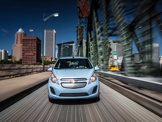The electric version of Chevrolet's Spark mini-car is a powerhouse — bet you didn't see that coming.
