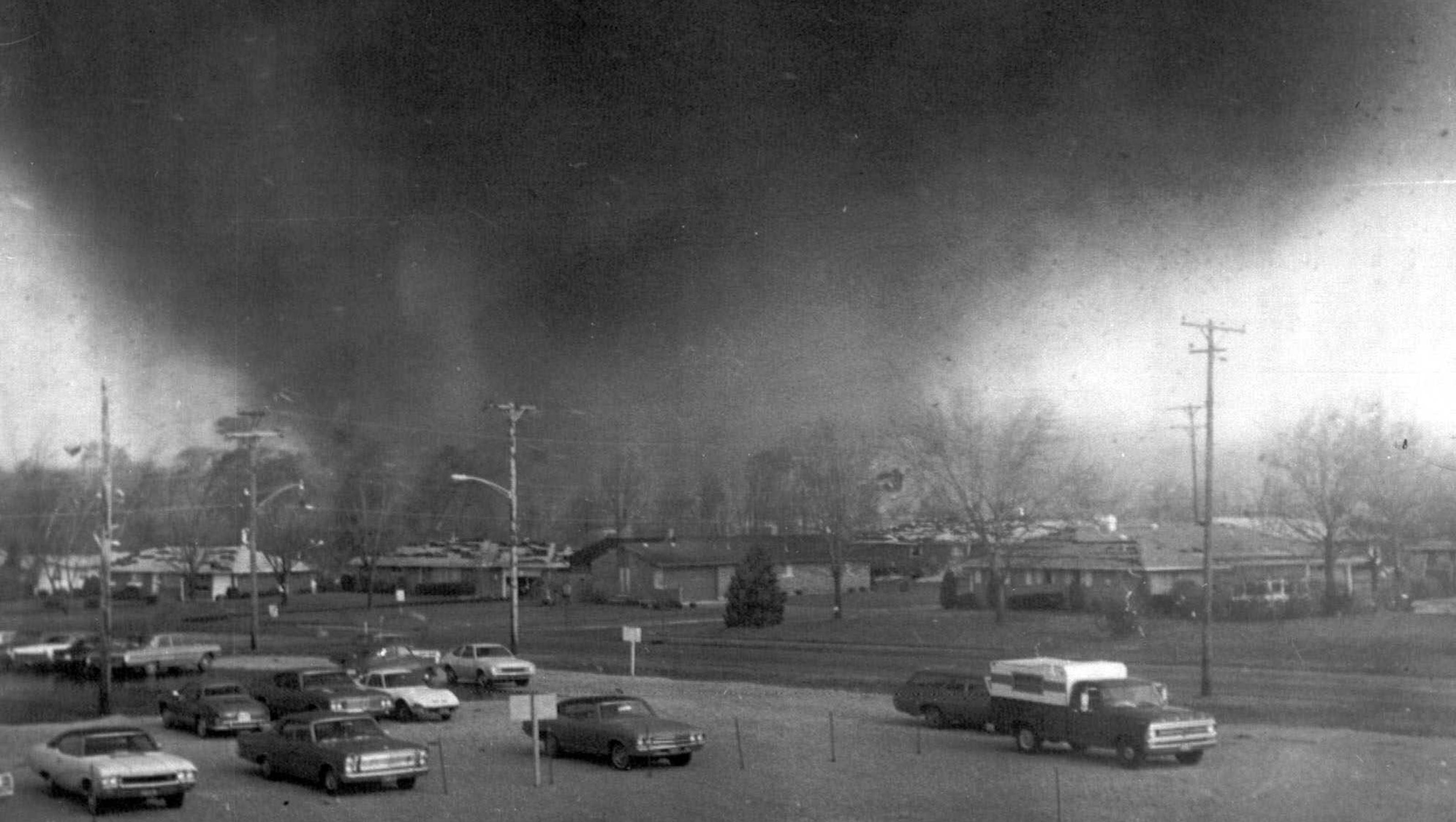 40 Years Ago Tornadoes Ravaged Midwest