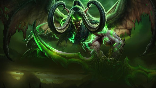World of Warcraft: Legion review.