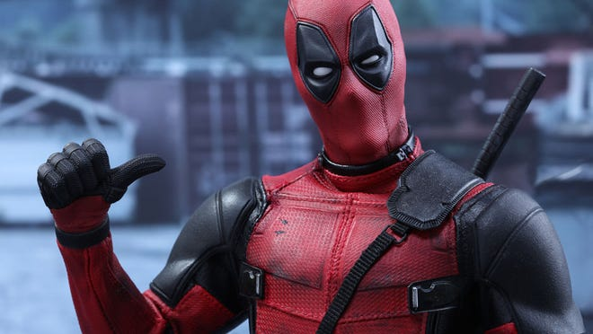 """Ryan Reynolds, comic actor and star of the """"Deadpool"""" movies, among others."""
