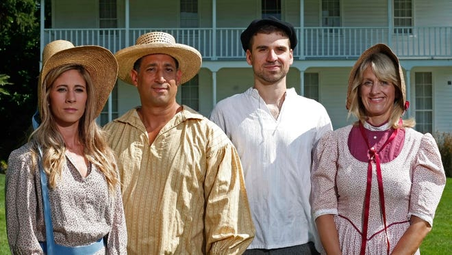 Oregon Trail Live returns to Willamette Heritage Center at the Mill Sept. 20.