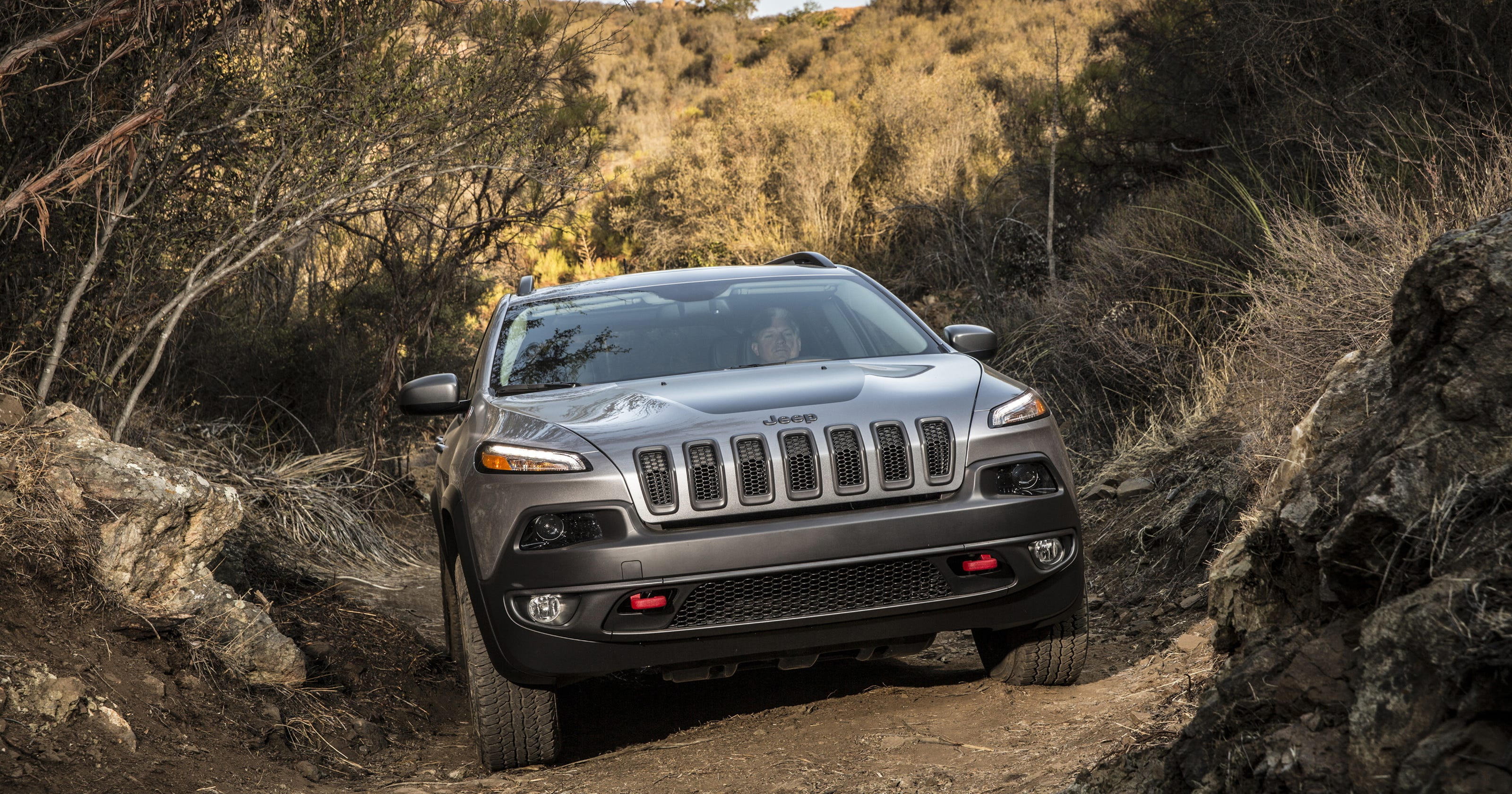 Test Drive Trailhawk Unstoppable For Off Road Fun