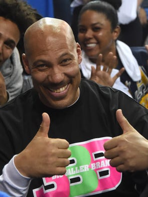 Lavar Ball is the father of three basketball stars: