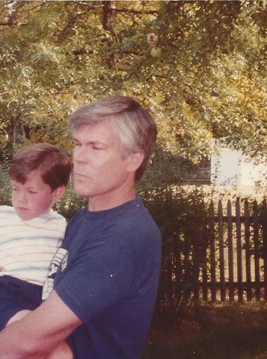 Don Alhart and his son, Jon.
