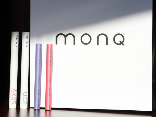 Aroma therapy products offered by MONQ Wednesday September