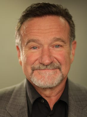 Actor Robin Williams, 63, was found unconscious and not breathing inside his home in Tiburon, Calif., on Monday, Aug. 11, 2014. He was pronounced dead of suspected suicide.