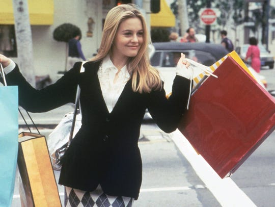 Cher (Alicia Silverstone) enjoyed her Beverly Hills