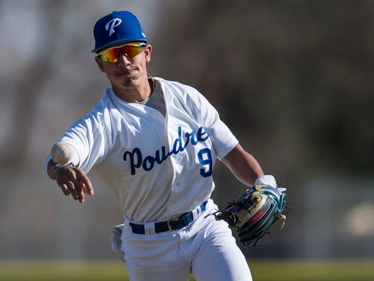 The Poudre baseball team continues its Arizona baseball trip on Thursday with a game against Willow Canyon.