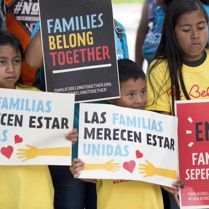 Lawmakers ask Mich. to help reunify immigrant children
