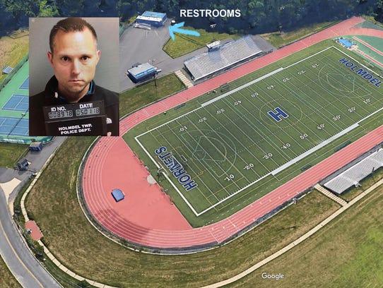 May 3, 2018- Holmdel, NJ- Holmdel track where Kenilworth