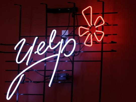Yelp's most recent quarterly report  marked the company's