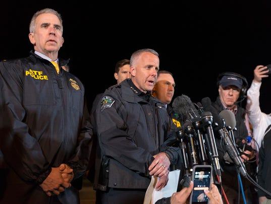 EPA USA AUSTIN TEXAS BOMBINGS CLJ CRIME USA TX