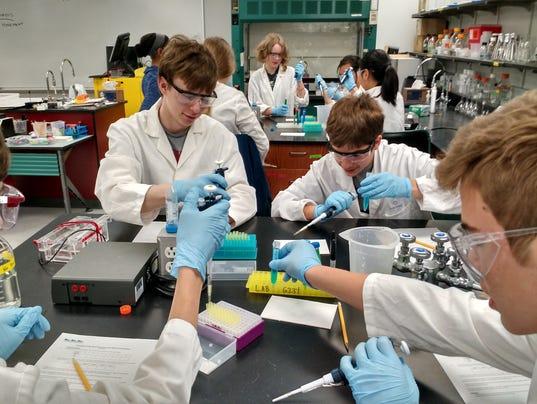 Greendale Schools science