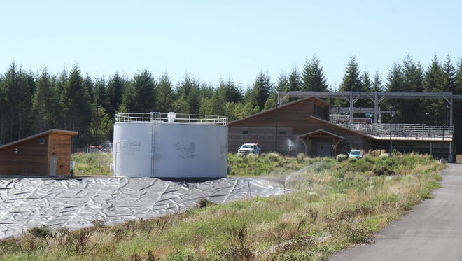 The Belfair water treatment plant is located on 60 remote acres North of Belfair.  Pump stations pump the water to the plant.