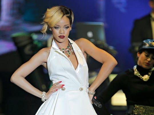 Fashion Rihanna