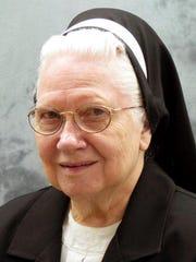 Sister Donna Marie Kessler