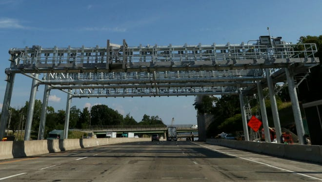 Cashless tolls in New York