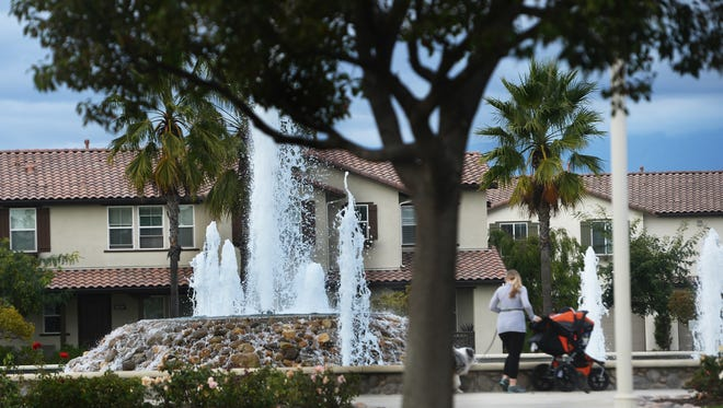 Housing prices in Southern California took a slight seasonal month-over-month dip in Ventura County and Southern California in general, but recorded healthy gains from January 2017, according to CoreLogic data released Tuesday.