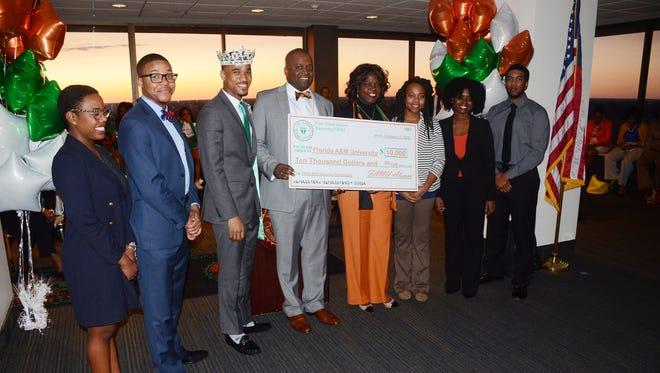 Recipients of the 2016 Florida Agricultural and Mechanical University National Alumni Association scholarship will each receive $1,000 for their efforts.