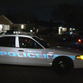 Houston police are searching for four men who robbed and shot a man in the leg in south Houston Saturday night.