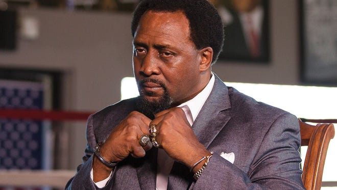 Tommy Hearns.