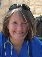 Patty Peek is a registered nurse. She lives in St. Ignace.