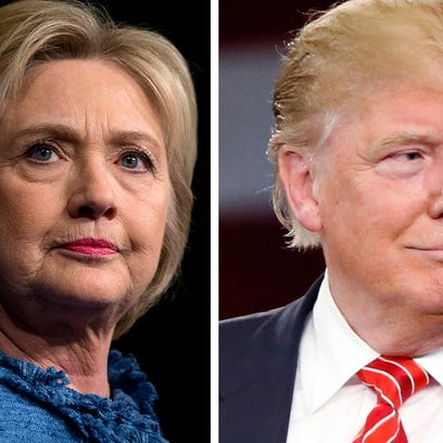 Partisans like what they see -- in their candidate