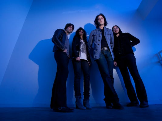 Jack White's band The Dead Weather returns