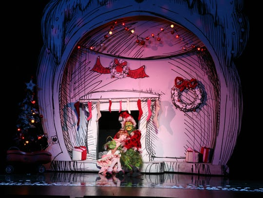 "The ""Grinch"" musical features the songs ""You're A Mean"