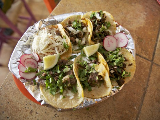 Go beyond beef with your taco options at Tacos Mariana's.