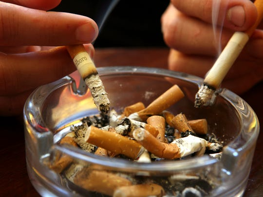 Proposition 56 increases the tax on cigarettes packs,