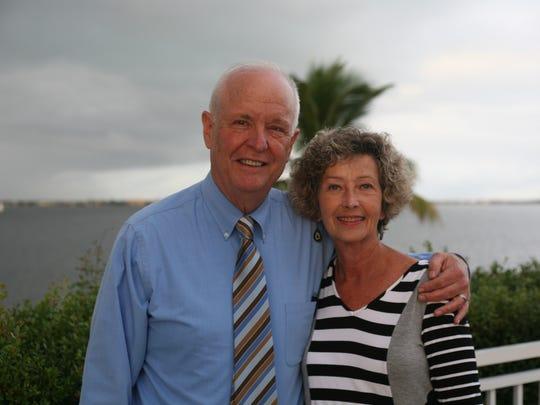 Paul & Nancy Patten
