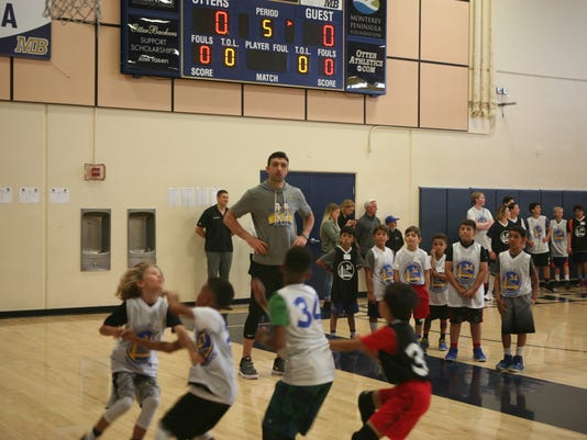 Zaza Pachulia Basketball Camp