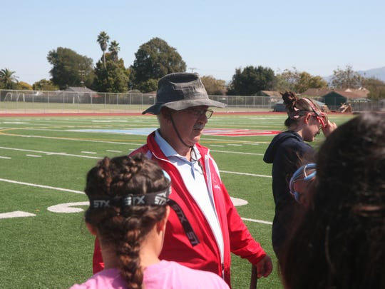 North Salinas field hockey head coach Stanley Marple has guided the Vikings to seven league championships and 14 Central Coast Section playoff appearances. He's entering his 17th season as head coach.