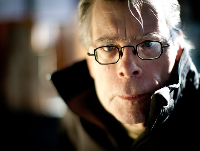 Happy birthday, Stephen King. The author and horror